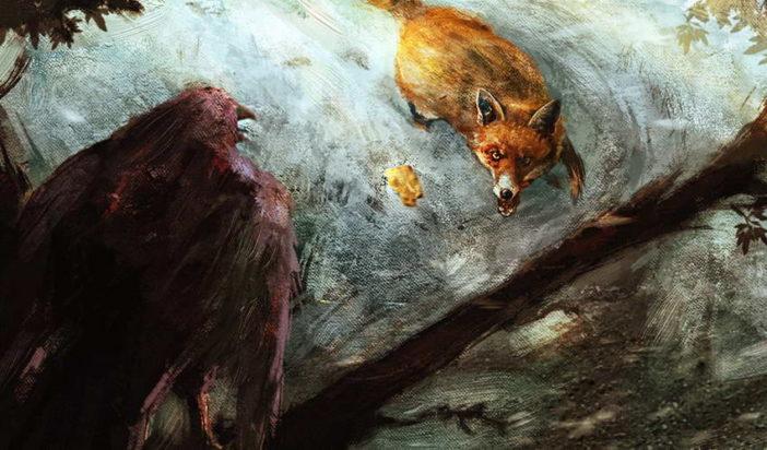 """Нашата история: От """"Мършата и лешоядите"""" до """"Лисицата и гарвана"""""""