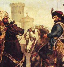 Лаоник Халкокондил за произхода на балканските славяни и разгрома им от турците