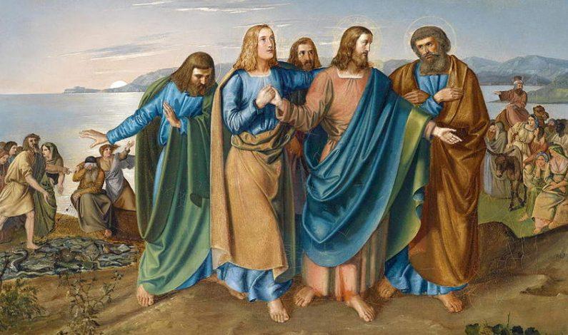 Учителя Беинса Дуно: И обхождаше Исус всичка Галилея