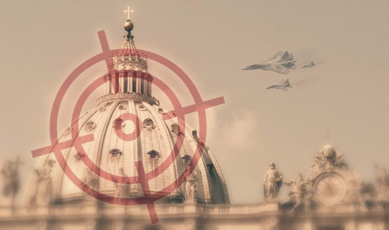 Сестра Роса Колумба за идващата война между Европа и Русия