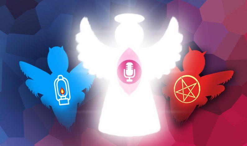 Тъмните духове — 08: Луциферови права и Ариманови задължения