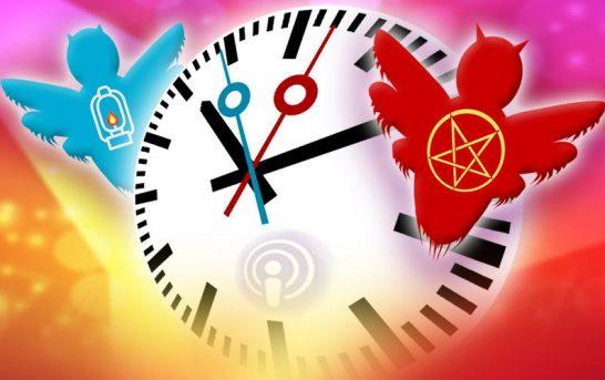 Тъмните духове — 10: Подранило бъдеще и закъсняло минало