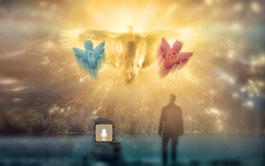Тъмните духове – 13: Ариманов един живот и Луциферово възнесение
