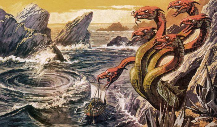 Разни мисли — 22: Тесният и труден път между Сцила и Харибда